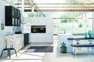 Decorating tips and styling advice for your open plan kitchen 1